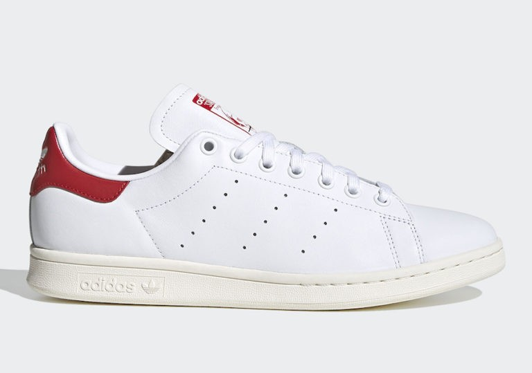 adidas Stan Smith Valentines Day Rojas (2020) - EH1736