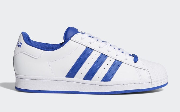 adidas Forum vs. Superstar Blancas Bold Azules FV8272