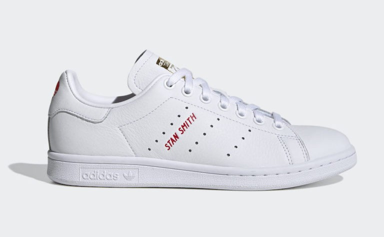 adidas Stan Smith Valentines Day 2020 Mujer - FV8260