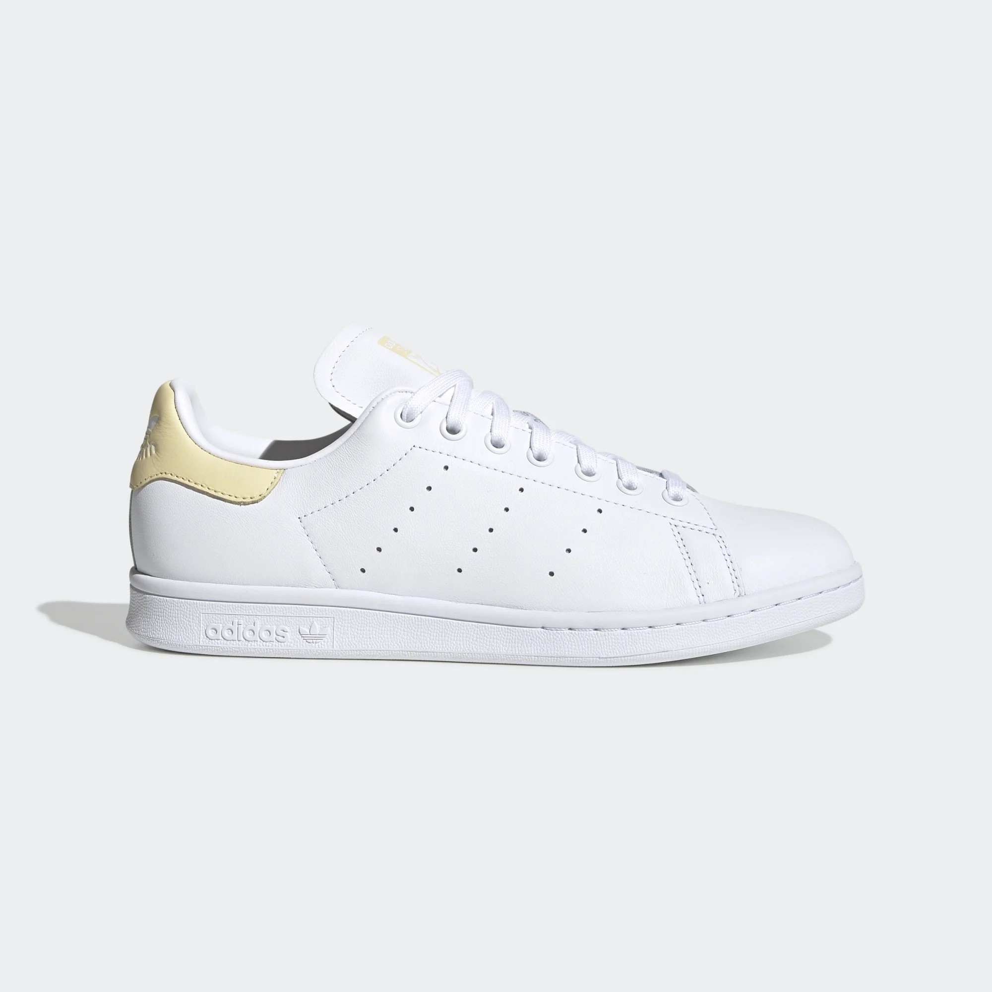 Adidas Stan Smith Blancas/Amarillas - EF4335
