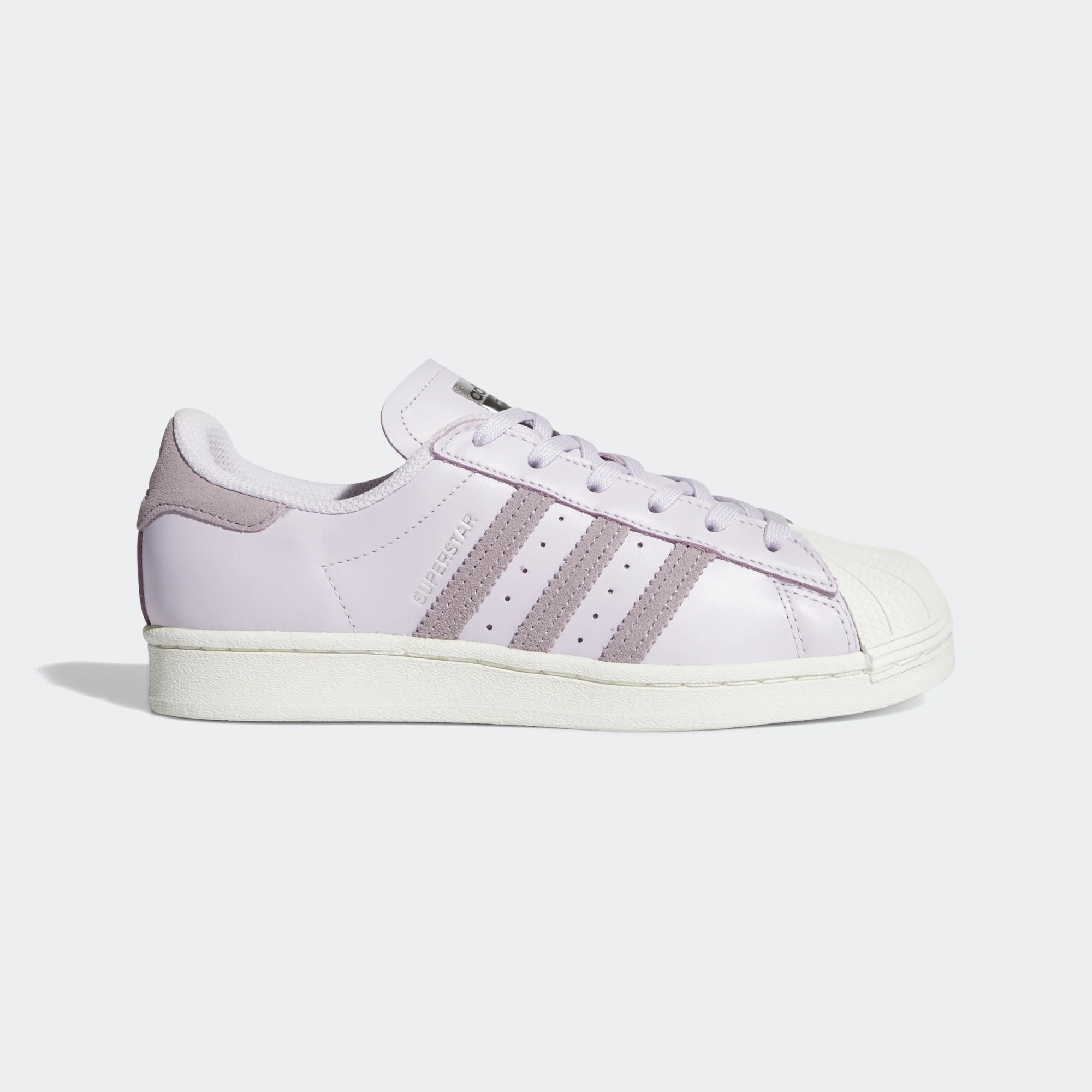 adidas Originals Superstar Mujer Púrpura Sneakers FV3372