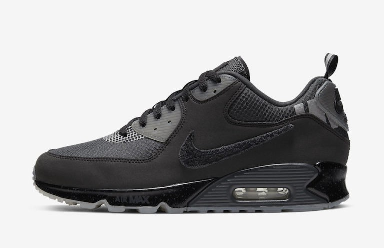Undefeated Nike Air Max 90 Negras CQ2289-002