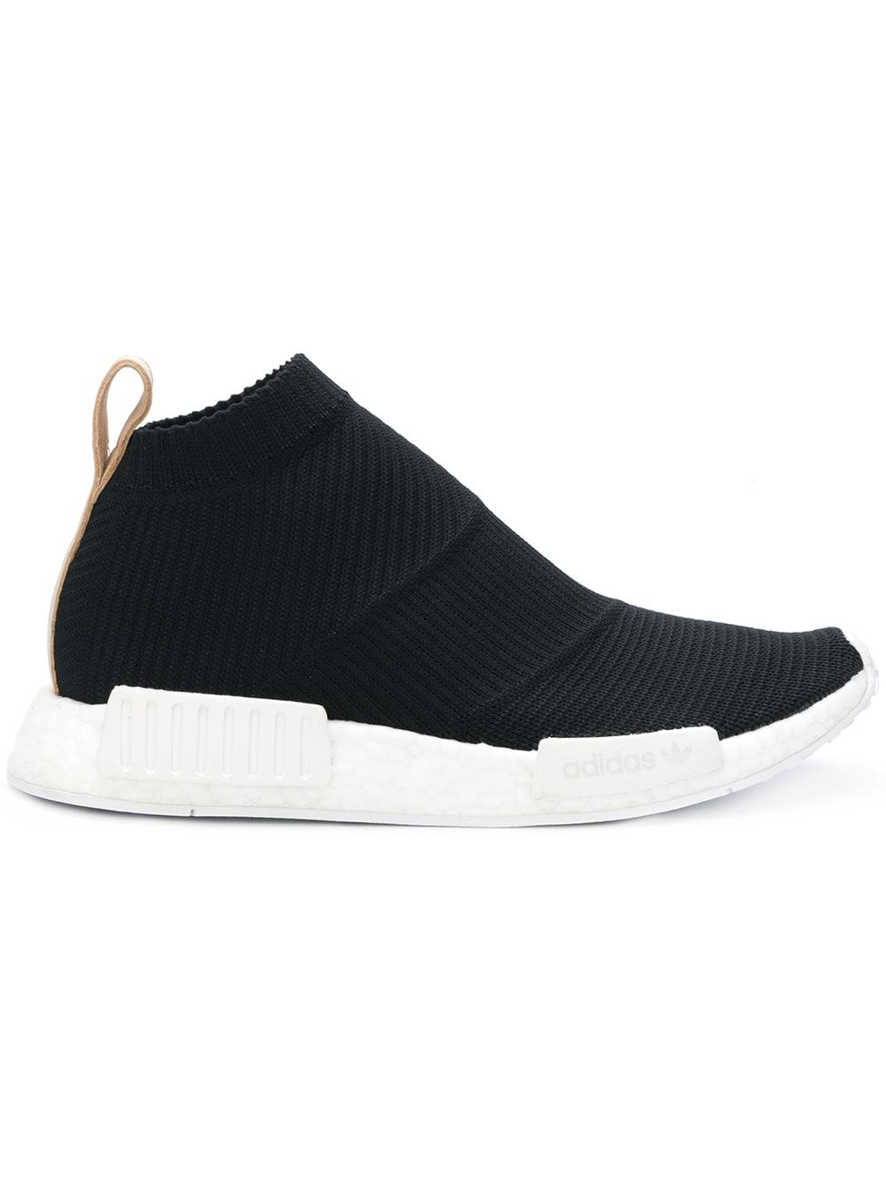 Adidas NMD City Sock Negras/Tan Leather AQ0948