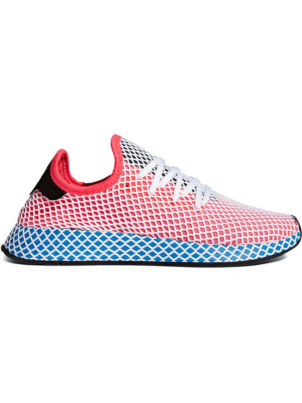 Adidas Originals Deerupt Runner | Rojas | Sneakers | CQ2624