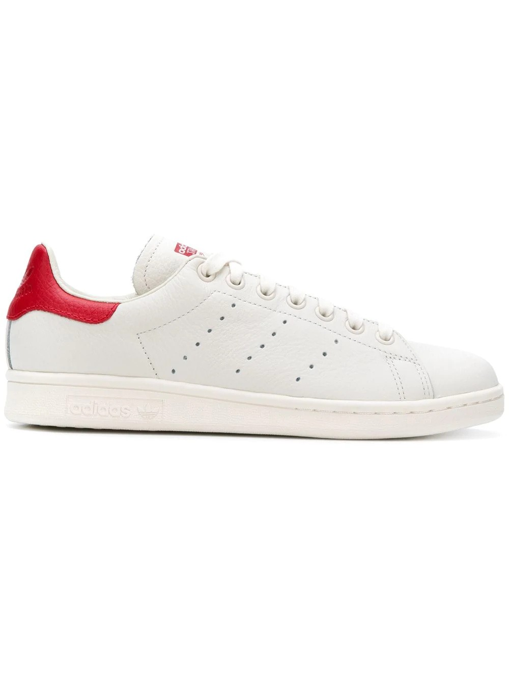 Adidas Stan Smith (Blancas/Rojas) B37898