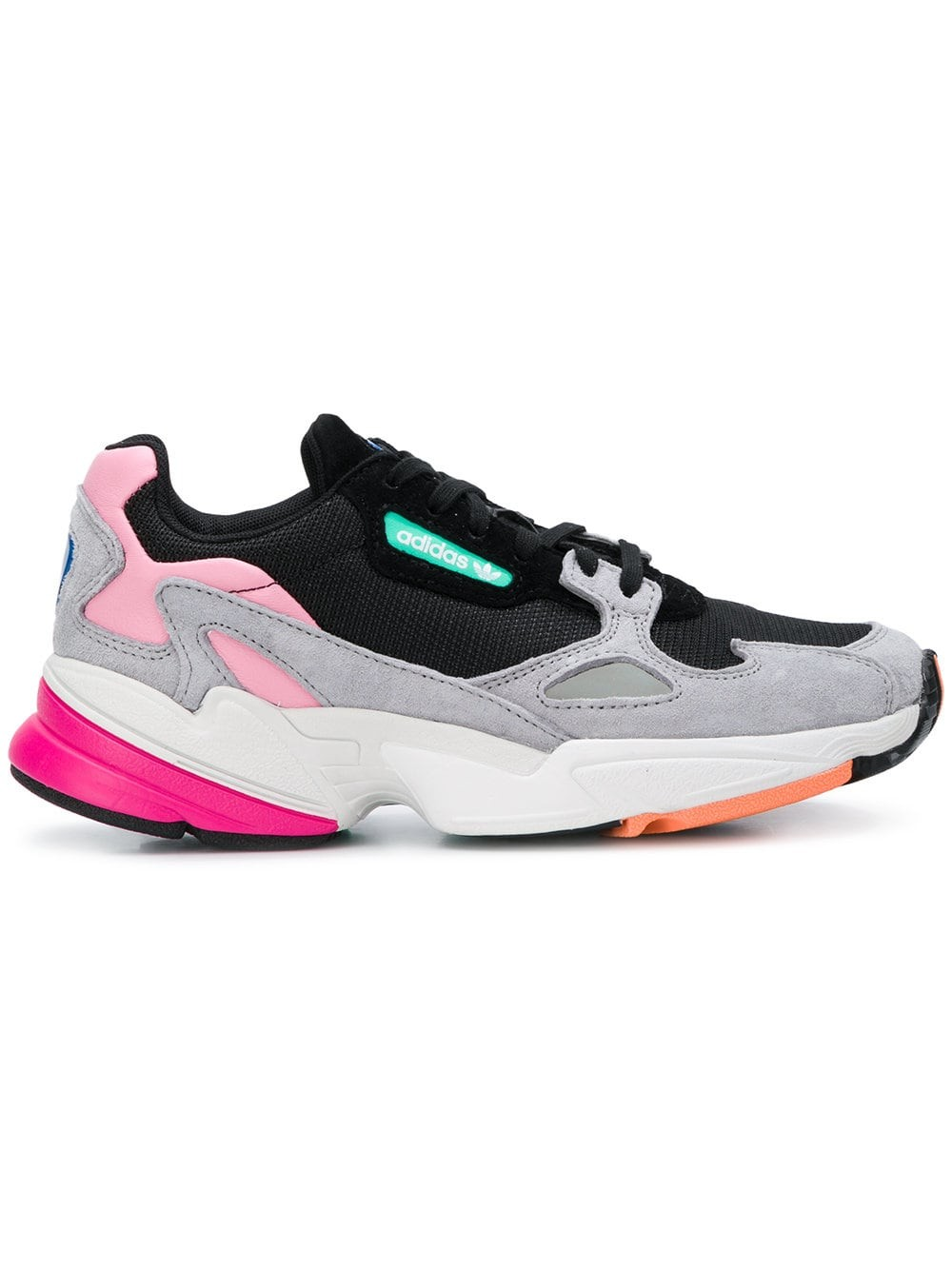 Adidas Originals Falcon Negras/Grises BB9173