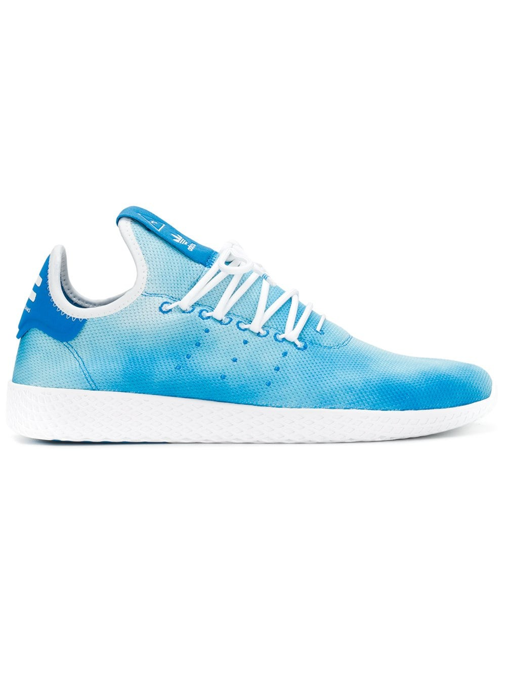 Adidas Original Tennis HU Holi Pharrell Williams Azules Blancas Da9618