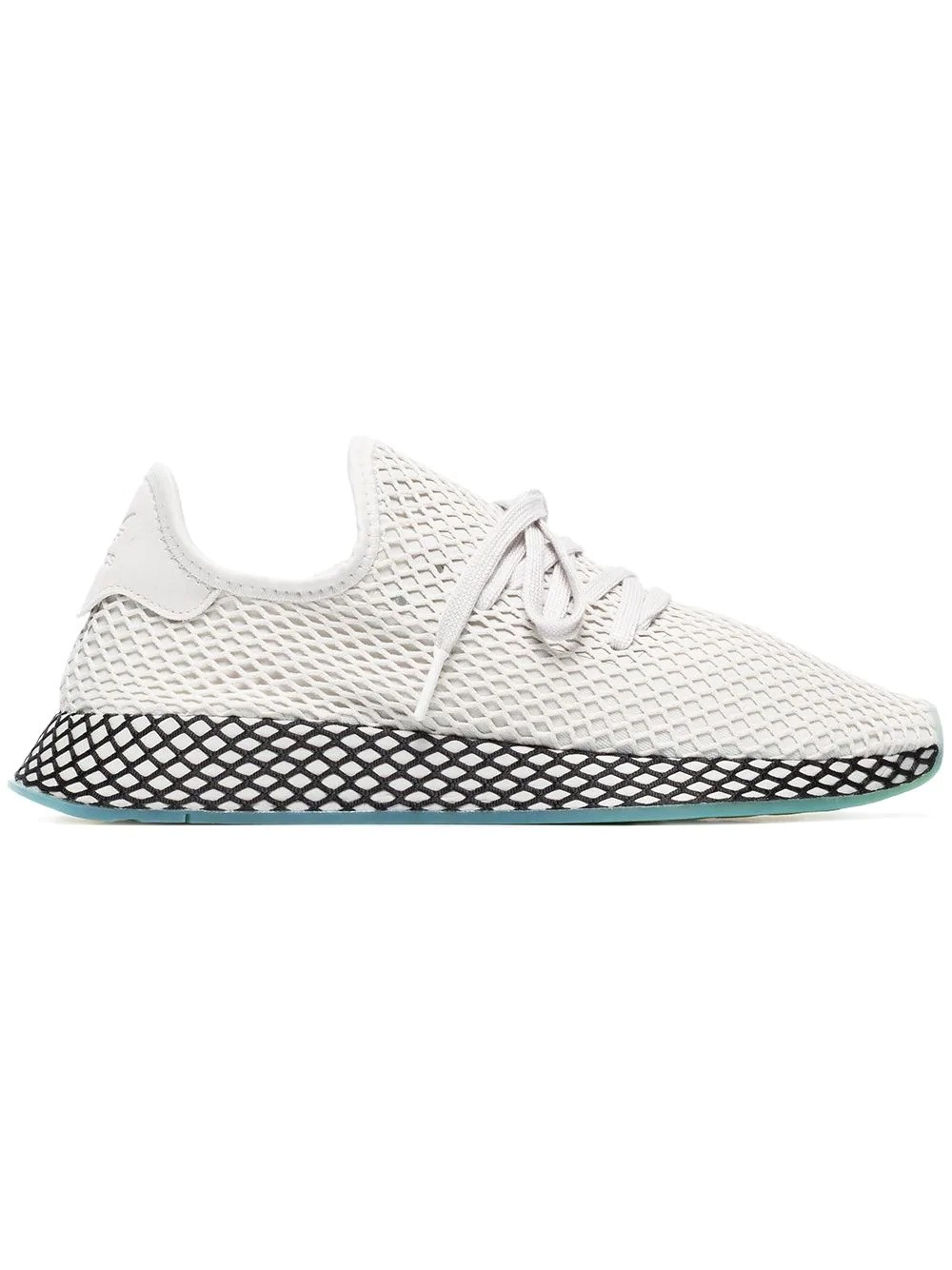 the latest c8d38 7c024 Adidas Originals Deerupt  Grises  Sneakers  B41754