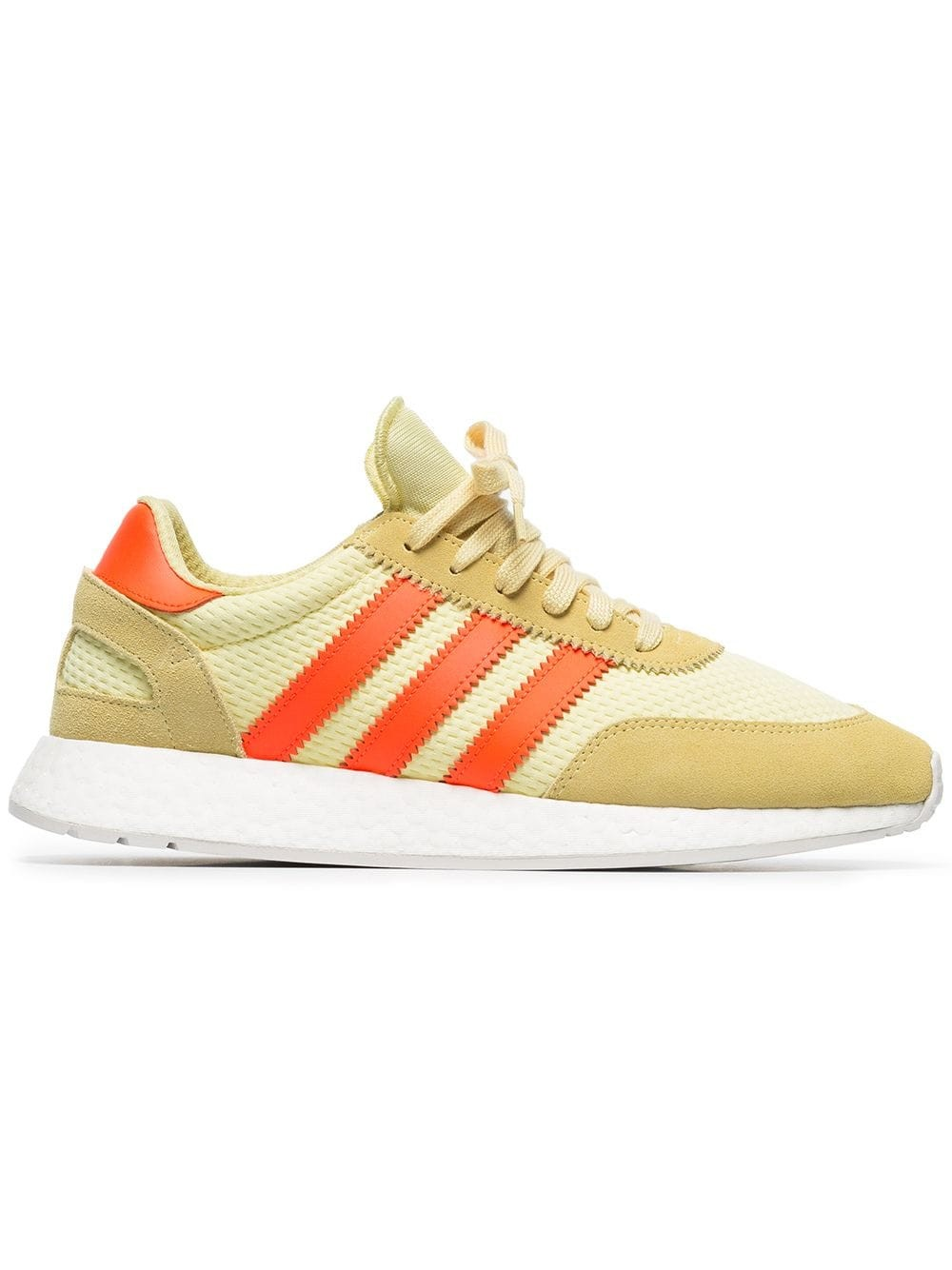 Adidas Originals I-5923 Leather Sneakers Amarillas D96604