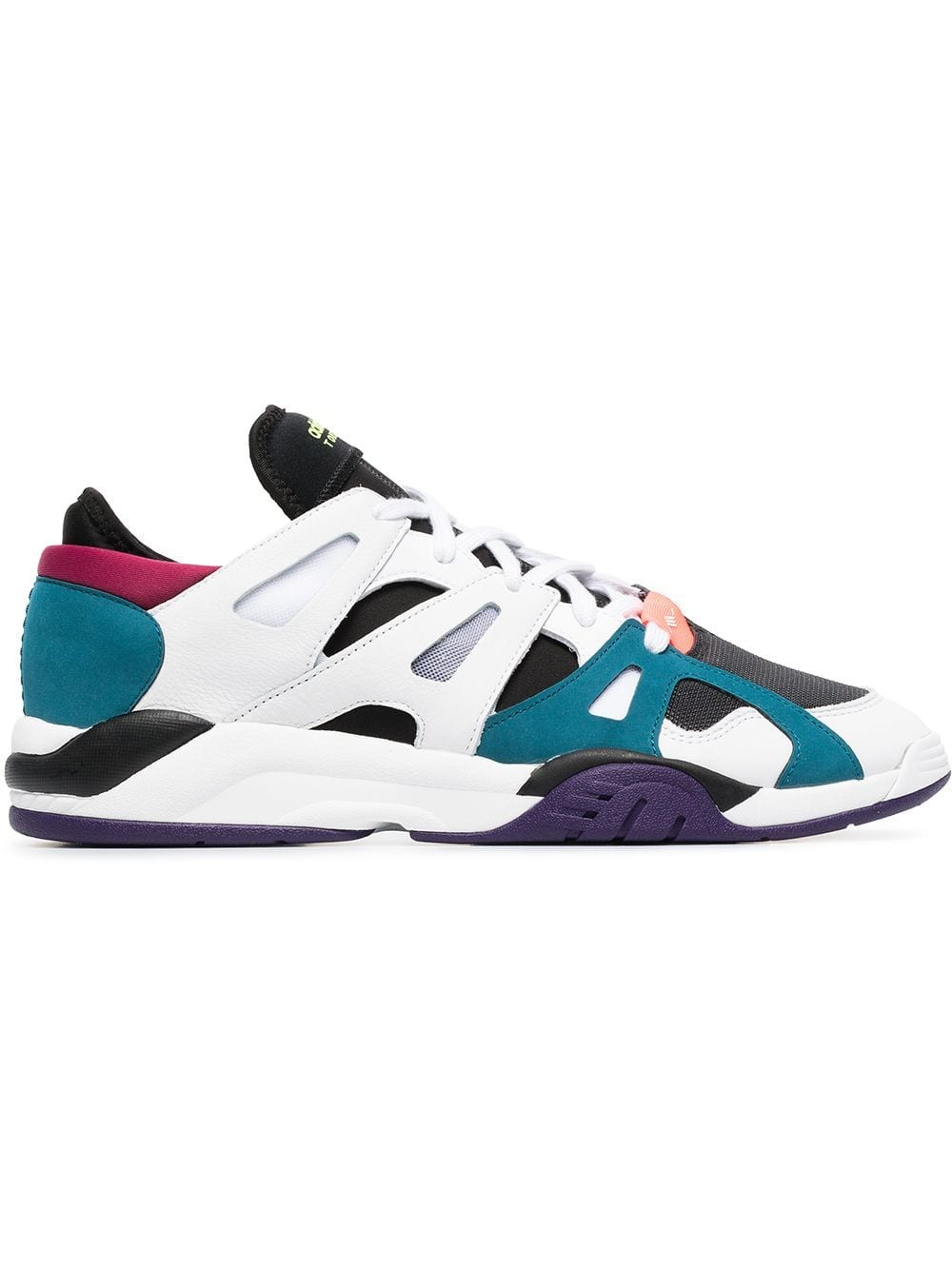 Adidas Originals Dimension Lo Blancas/Teal/Negras F34418