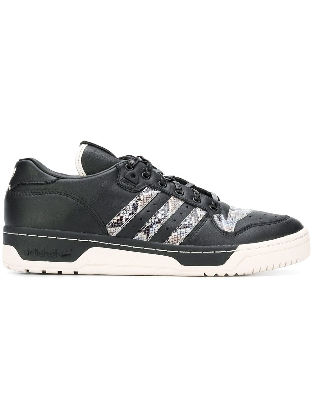 Adidas Originals UAS Rivalry Lo | Negras | Sneakers | B37112
