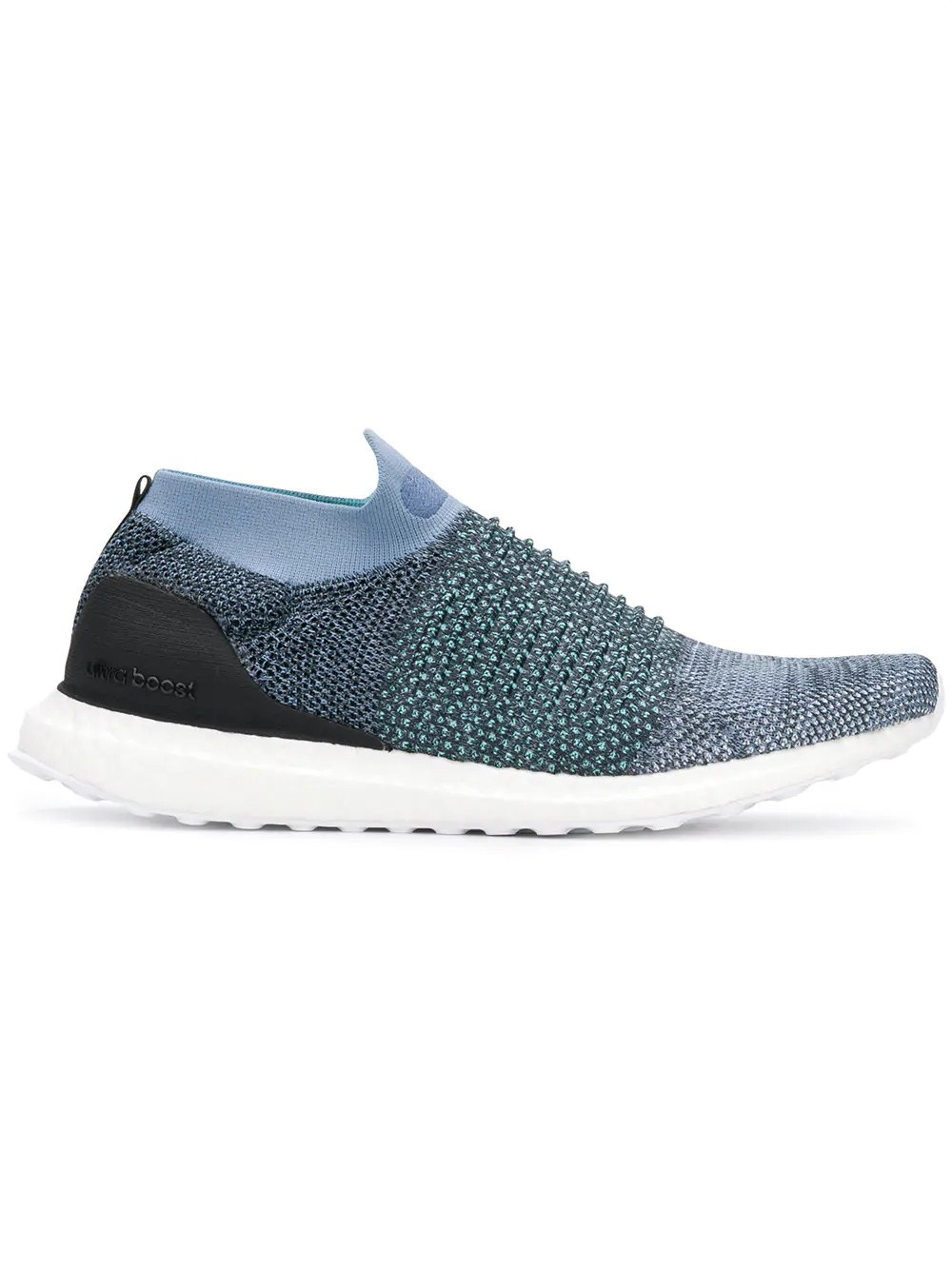 Adidas Ultra Boost Laceless Parley Hombre Azules CM8271