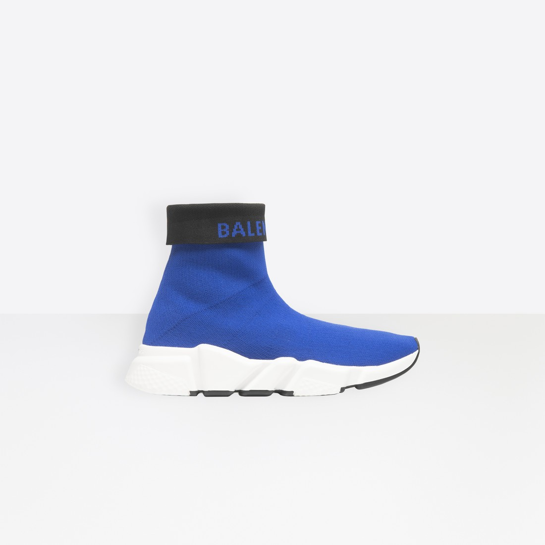 Balenciaga Mujer Speed Trainers with textured sole Azules 525725W1GV04121