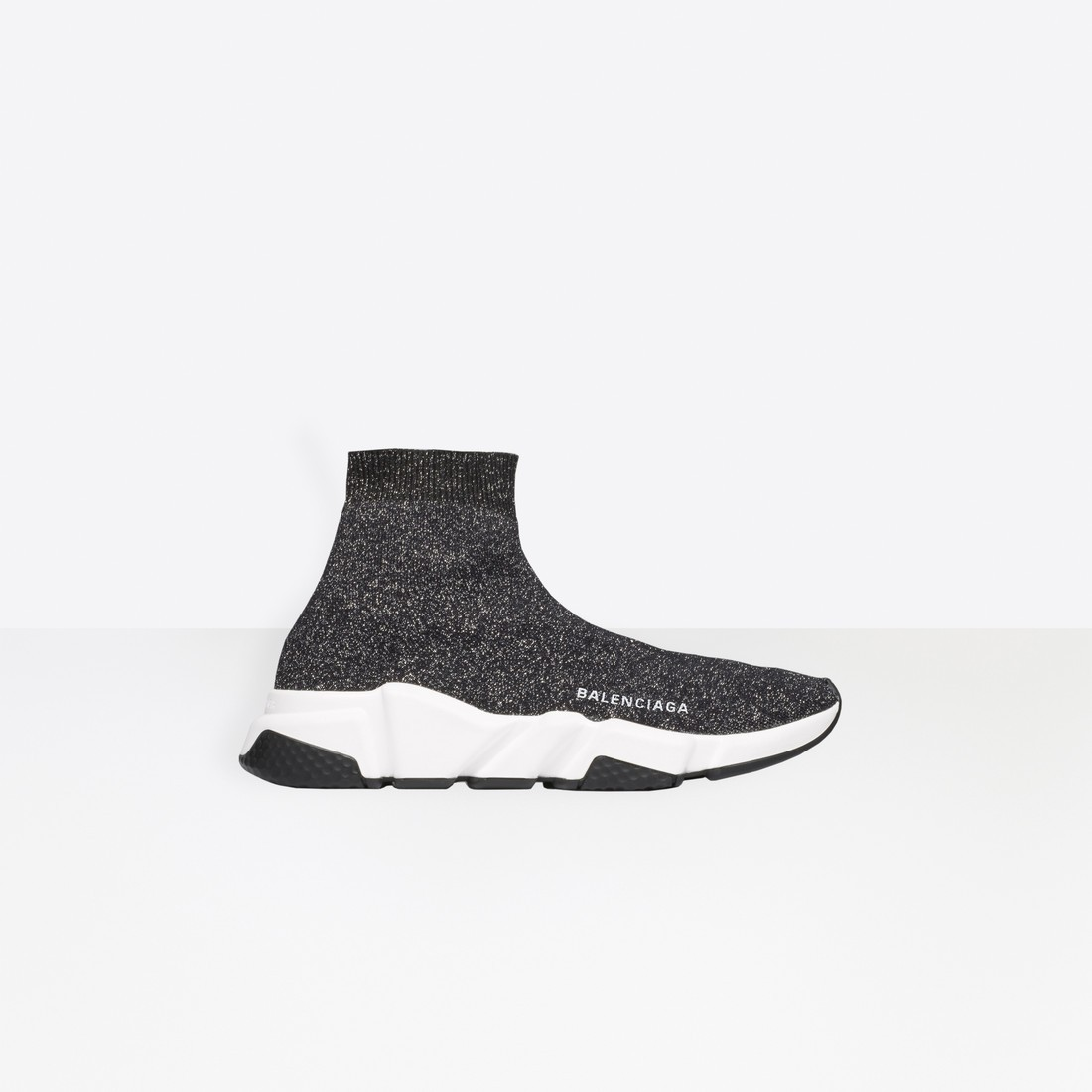 Balenciaga Mujer Speed Trainers with textured sole Negras 530284W06801000