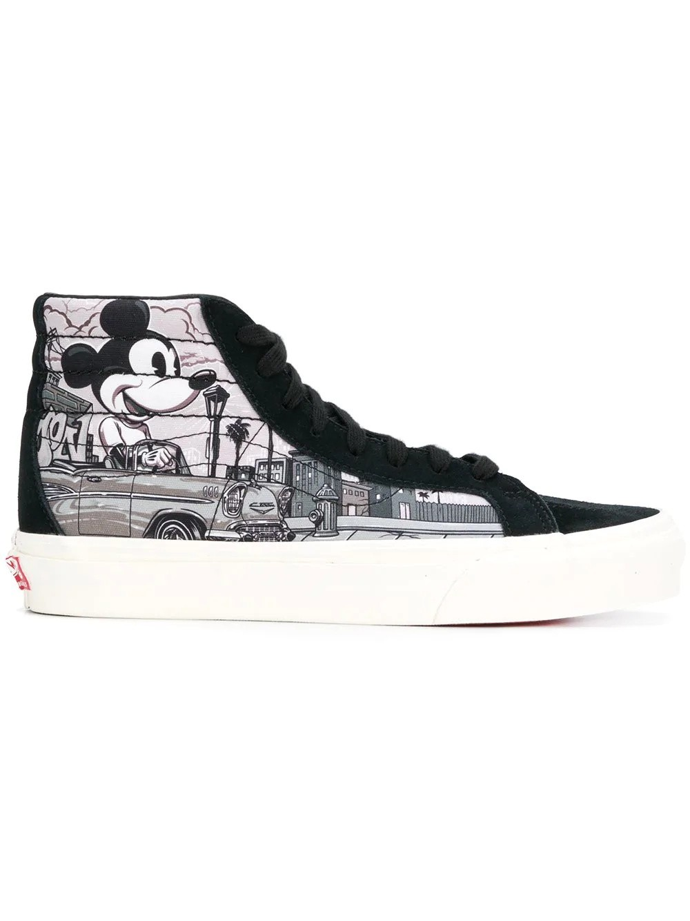 VANS Sk8-hi Mister Cartoon Disney Mickey Mouse 90th Anniversary VA38FYRNN
