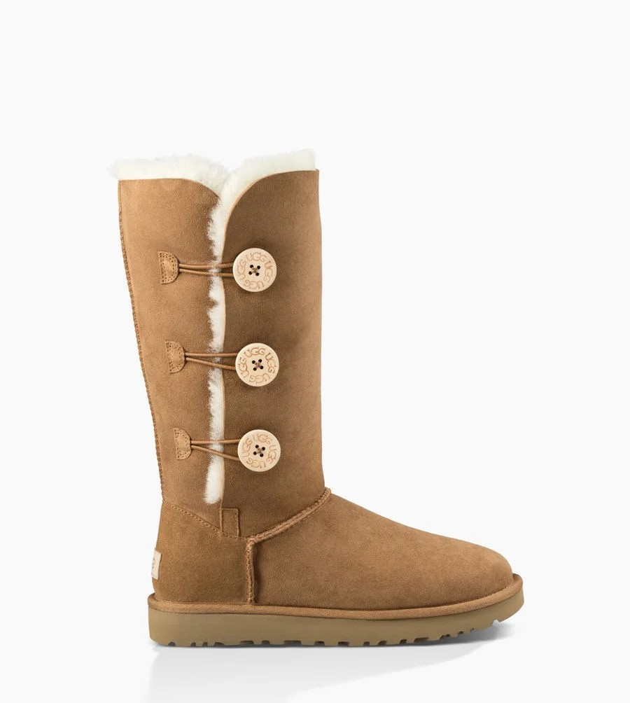 Mujer Bailey Button Triplet Ii Boot Marrónes 1016227