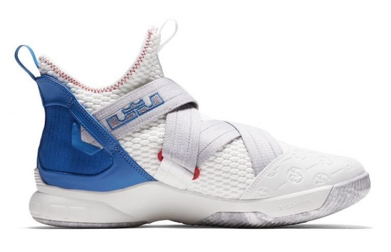 NIKE Lebron Soldier XII Hombre Sneakers AO2609-101