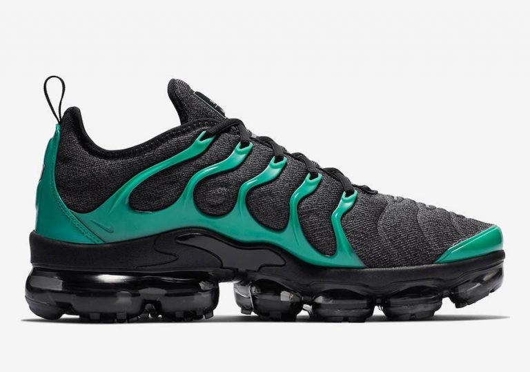 Nike Air VaporMax Plus Eagles Negras Verdes 924453-013