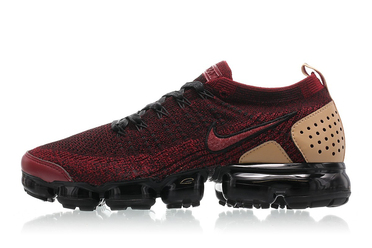 Nike Air VaporMax Flyknit 2 NRG Rojas Vachetta Tan AT8955-600