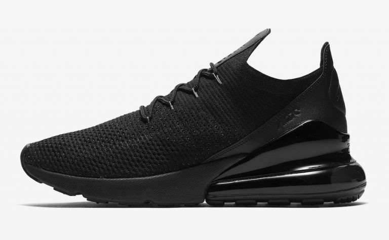 Nike Air Max 270 Flyknit | Negras | Sneakers | AO1023-005