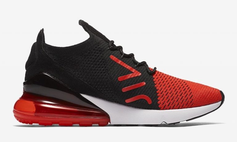 Nike Air Max 270 Flyknit Bred | AO1023-601