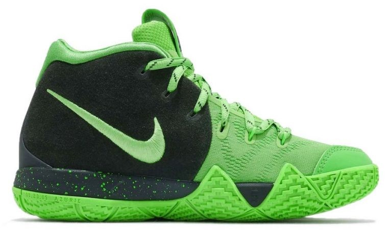 AA2897-333 Nike Kyrie 4 GS Spinach Verdes