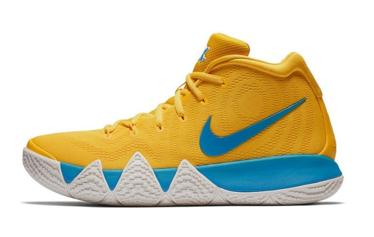 Nike Kyrie 4 Kix BV0425-700 Cereal Pack Hombre Sizes
