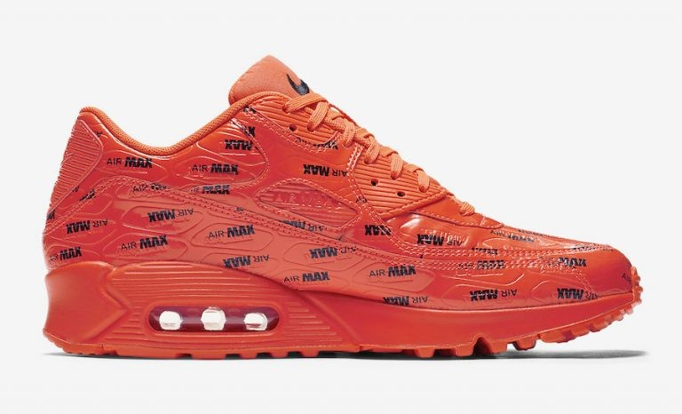 Nike Air Max 90 Just Do It Pack Naranjas - 700155-604