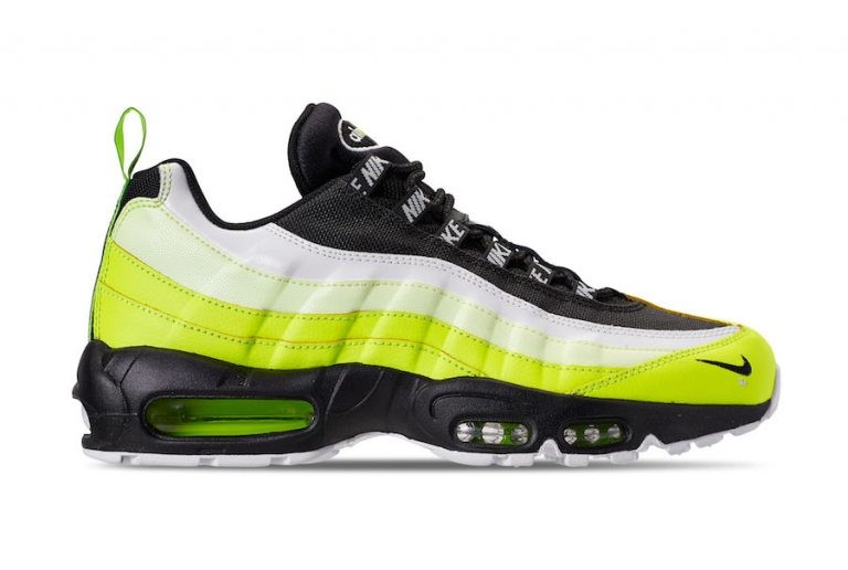nike air max 95 amarillas