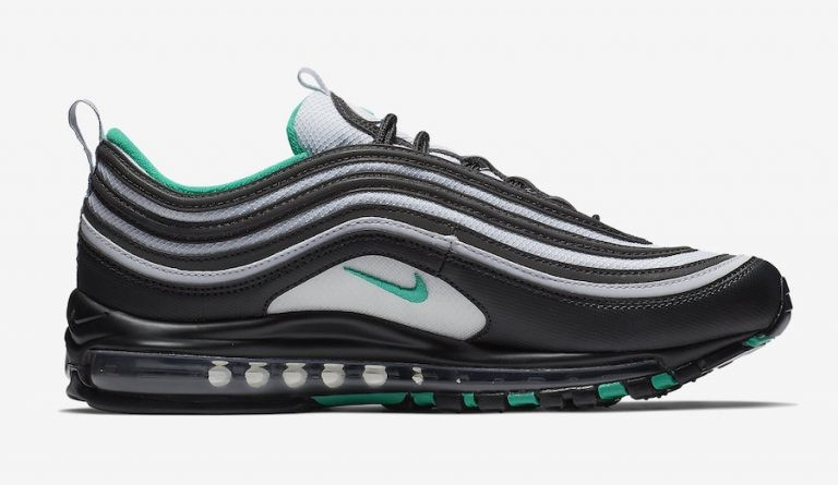 Nike Air Max 97 Negras Emerald 921826-013
