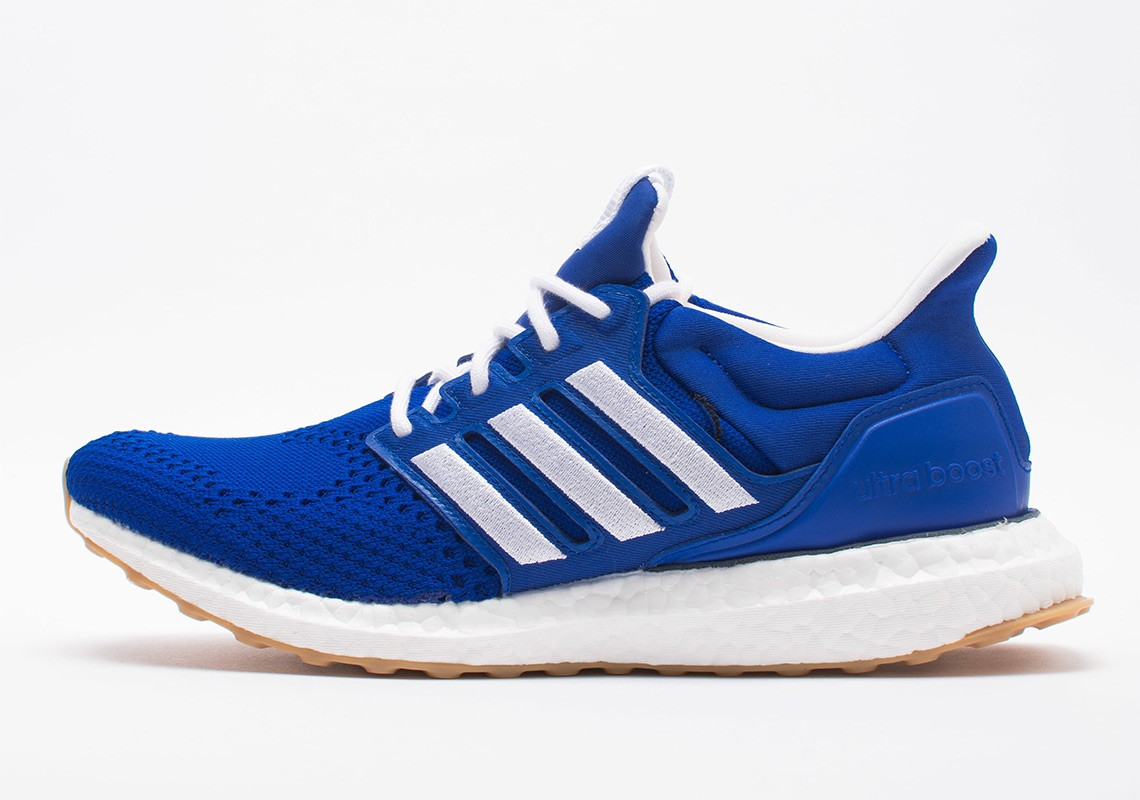 Adidas Consortium x Engineered Garments Ultra Boost Azules/Ted BC0949