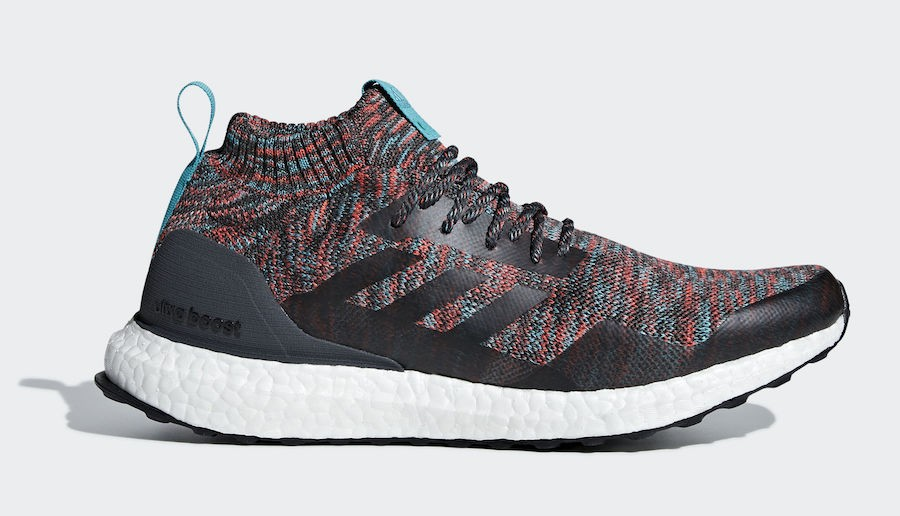Adidas Ultra Boost Mid Multi-Color Grises - G26843