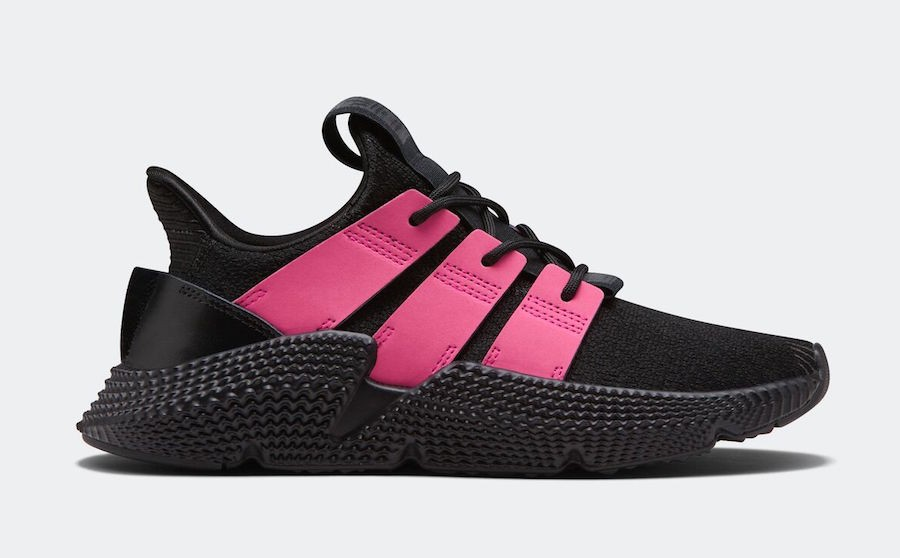 Adidas Originals Prophere Mujer | Negras | Sneakers | B37660