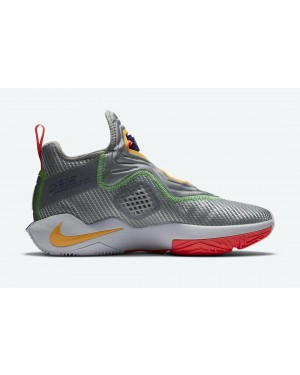 """LeBron Soldier 14 """"Hare"""" - Grises - Nike - CK6047-001"""