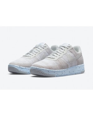 Nike Air Force 1 Crater Flyknit Photon Dust DC4831-101