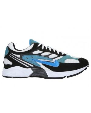 Nike Air Ghost Racer Negras/Mineral Teal-Negras-Azules AT5410-004