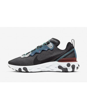 "Nike React Element 55 ""Safari Pack"" Grises CD2153-001"
