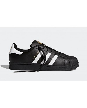 adidas Originals Superstar Foundation | Negras | Sneakers | B27140