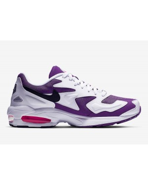 Nike Air Max 2 Light OG Blancas Púrpura Rosas AO1741-103