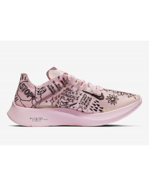 Nathan Bell Nike Zoom Fly Rosas AT5242-100