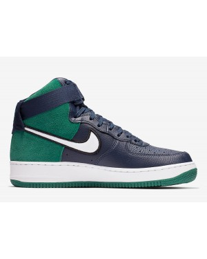 Nike Air Force 1 High AO2442-400 Azules/Verdes
