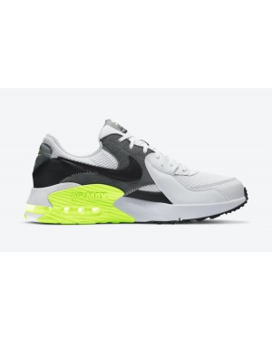 Nike Air Max Excee Blancas/Grises/Negras/Bright Volt CD4165-114