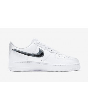 Nike Air Force 1 Low Azules Snakeskin CW7567-100