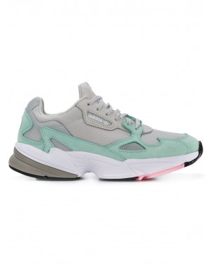 Adidas Falcon Mujer Grises B28127