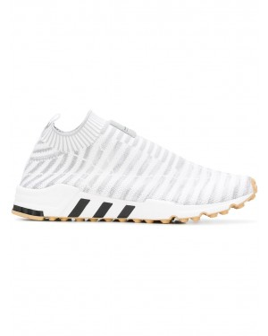 Adidas Mujer EQT Support Sock 2/3 PK - Blancas - B37534