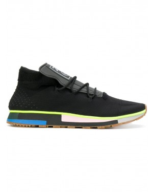 detailed look 4a44c a762a Adidas Alexander Wang Run Mid Negras AC6846 ...