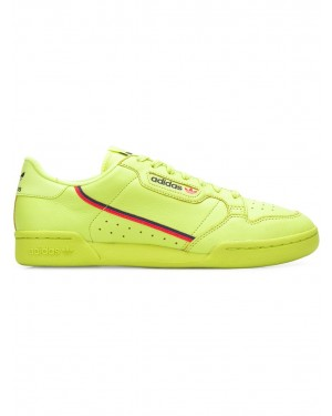 Adidas Originals Continental 80 | Amarillas | Sneakers | B41675