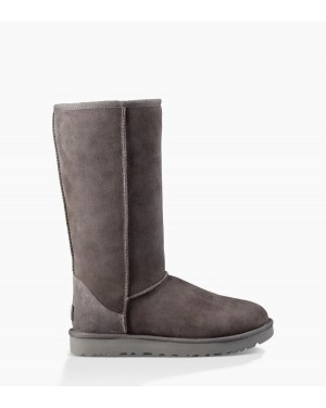 Mujer Classic Tall Ii Boot Grises 1016224
