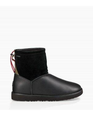 Hombre Classic Toggle Waterproof Boot Negras 1017229