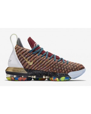 Nike LeBron 16 What The 1 Thru 5 Release Date BQ6580-900